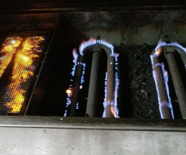 Grill Tune-Up and Maintenance